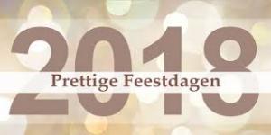 De beste wensen voor 2018!!
