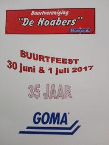 Buurtfeest 2017